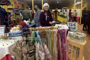 Farmers Market at Bell Nov 2013